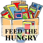 Feed the Hungry with Groceries