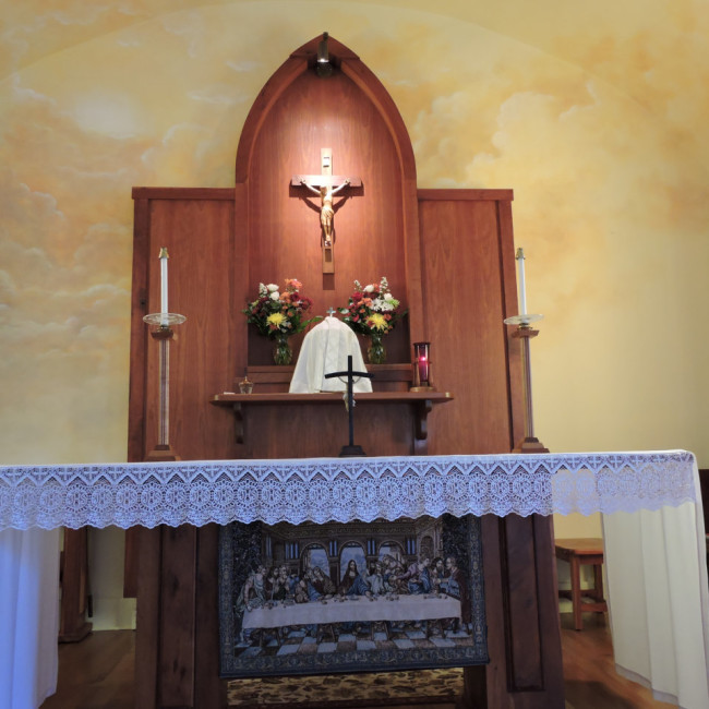 Altar and Tabernacle